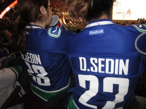 abs & jess putting on their best #sedinery