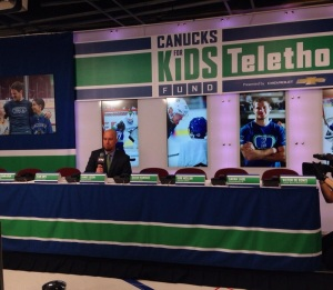 Welcome to the 2014 Canucks For Kids Fund Telethon!
